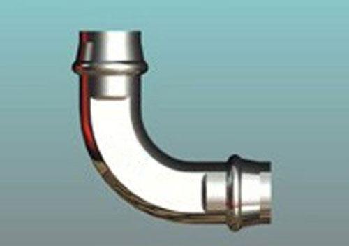 90°弯头-薄壁不锈钢管配件